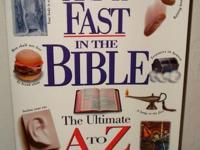 Find it fast in the Bible - Great Condition! No pen or