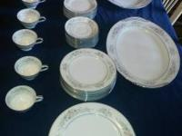 This Beautiful set is from Noritake and is from the