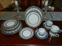 Charleston Feather China by Mattahedeh Rare opportunity