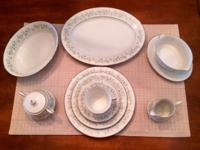 Savannah (Rim-Platinum) by Noritake Pattern: #2031