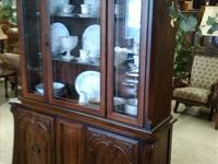Very nice china hutch
