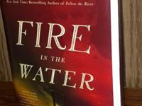 FIRE IN THE WATER AUTHOR JAMES ALEXANDER THOM, A GREAT