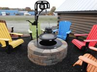 Smokeless Firepits by BreeoIncluded in This Display: