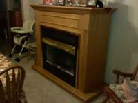 "I have a HUGE gas fireplace 65"" high x 55"" long. It is"