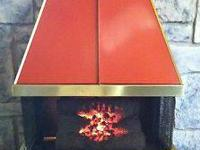 Electric fire place by Dyna Flame for $ 145 or best