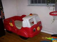 fire truck toddler bed with mattress you can call  if