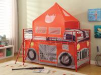 The fire truck youth bed is one best-seller! Your