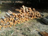oak firewood 45.00 a load if you pick up also have pine