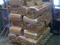 Firewood Bundles for sale. Perfect for camping trips