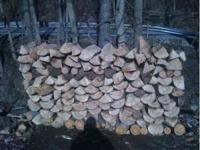 I have fire wood for sale, it's seasoned and it's dry.