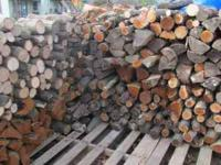 i have fire wood cut and split for sale seasoned. 6'