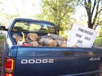 For Sale: One truck load of firewood. $60.00. Call  or