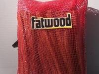 COLD WEATHER IS COMING WE HAVE BAGS FIREWOODS FOR SELL