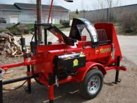 The�LILBeaver� firewood processor the most economical