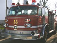 1976 American LaFrance fire truck for sale in