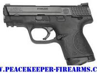 Peacekeeper Firearms is a Type 07 Licensee. We offer