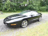 have for sale, a 1993 Firebird Formula. This car is in