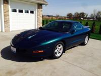 1996 Pontiac Firebird Formula T-top, Leather, automatic