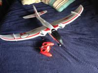 Firebird Stratos RC airplane, incredible newbies plane,