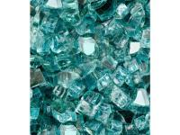 FireCrystals are 100% recycled glass pieces used in