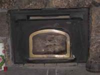 older fireplace insert in great condition. would trade