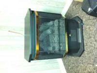 I am selling a gently used Propane Heater. I am asking