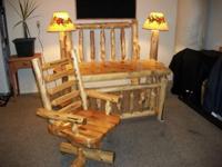 Fireside Lodge is understood for rustic decor, each