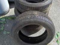 i have a set of 4 unmounted tires 90% tread left $50.00