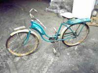 this is a barn find girls bike Firestone 500 not a 500