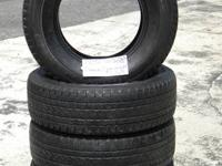 SET OF 4 USED TIRE Firestone Destination LE 2457016