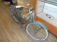 Classic Firestone Super Cruiser Bicycle. Balloon tire