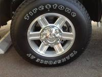 FIRESTONE TRACKFORCE 265/70R 17E AT Tires with 270
