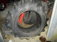 I have a New never been mounted Firestone tractor tire