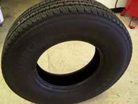 1 Firestone Transforce HT Tire 235/86 R16 10 Ply, Like