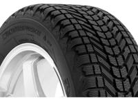 Firestone Winterforce M+S 205/55R16. set of 4 tires. In