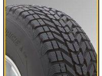 Set of 4 Firestone Winterforce Snow Tires with Rims