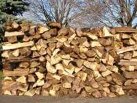 Firewood -- ALL OAK $200 cord $250 delivered Call