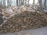 Firewood for sale: Have delivered wood in northern