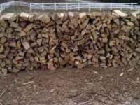 I have seasoned hardwood firewood 4x8 rick for pick up