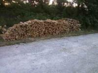 We sell firewood for camp/bonfires and household