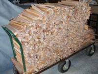 1/2 Cord Firewood. Cut, dry, alder and cherry. $80.00