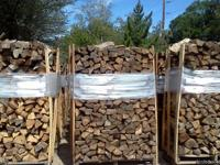 Seasoned Firewood for Sale Full Cord 4'x4'x8' - $225