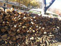 Type: GardenType: firewoodSeasoned, split, and
