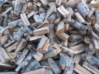 Honest deal on firewoodDry, split, delivered spruce