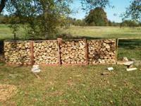 I have seasoned and split firewood..i am selling for 25