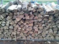 i have seasoned oak firewood for sale 60 bucks a rick