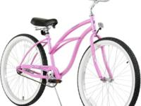 Firmstrong Women's 24'' Urban Lady Single Speed Beach