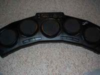 5 Pad Electronic Drums. Bought this for our son and he