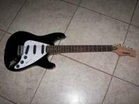 First Act Electric Guitar - Works great - $50.00  or