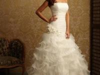 Brand New Allure Bridal Gown - First $400 Takes It! I